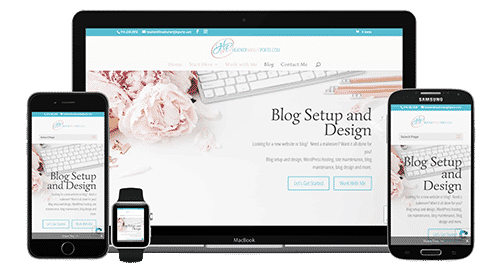 Blog Setup and Design
