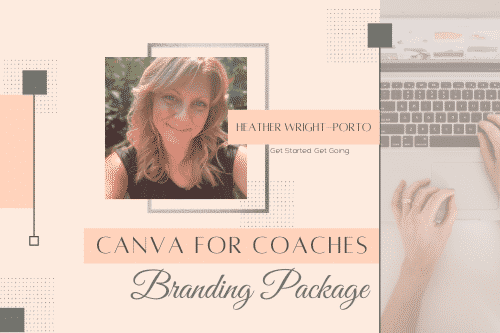 Canva For Coaches - Branding
