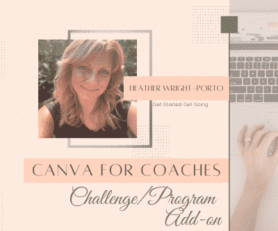 Canva for Coaches Challenge Add-On